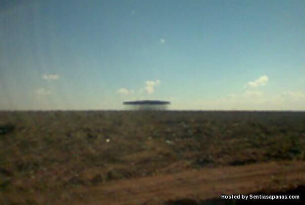 UFO in Brazil