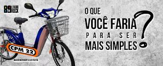 Concurso Cultural Bike do CPM22 - Rádio Rock