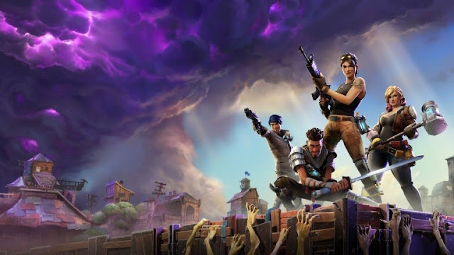 لعبة Fortnite تصل لحاجز المليون نسخة مباعة