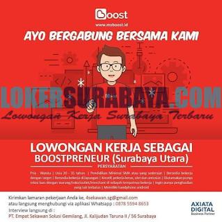 Lowongan Kerja di PT. Empat Sekawan Solusi Gemilang Surabaya Terbaru April 2019