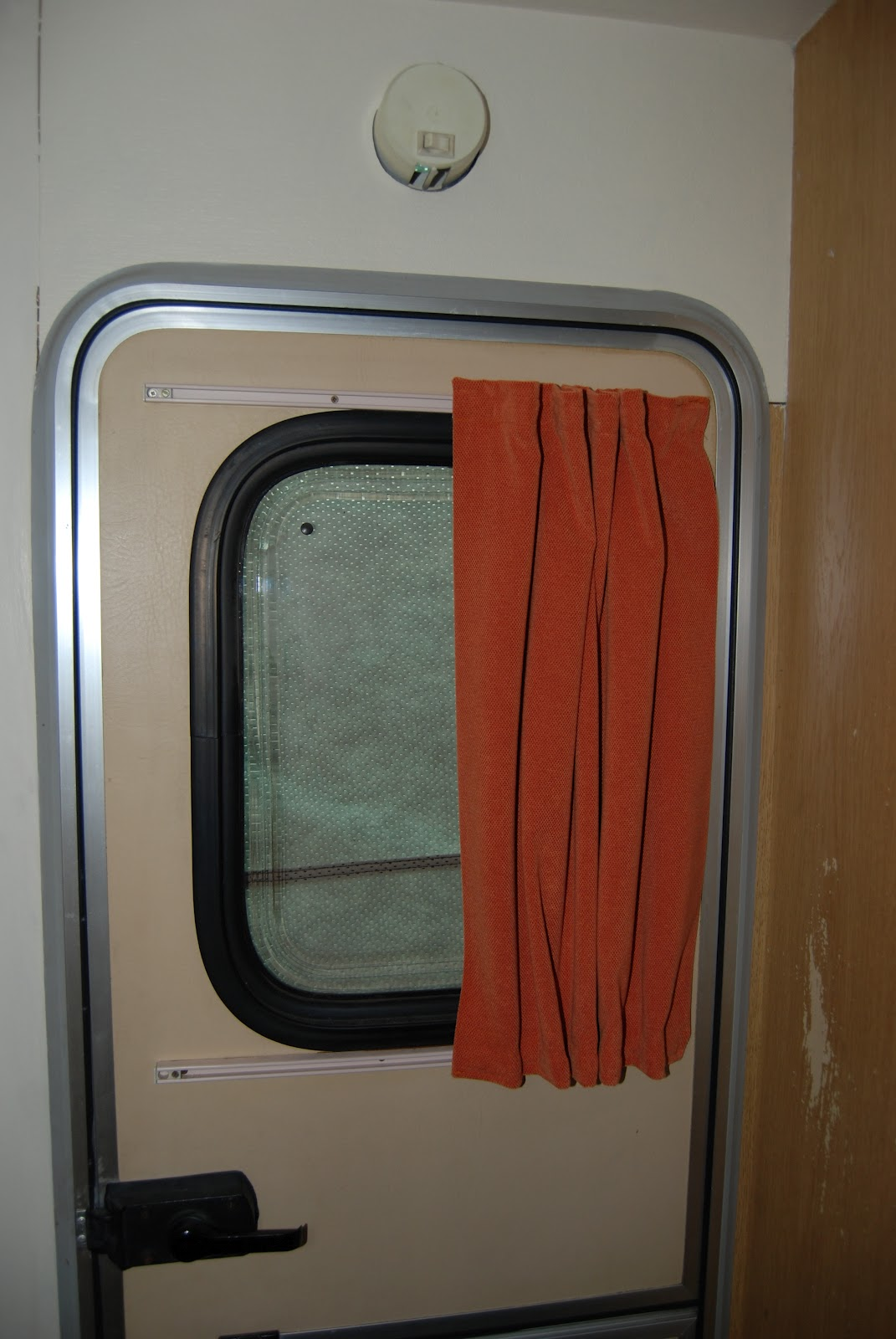 Curtain For Caravan Door Best Cars Modified Dur A Flex