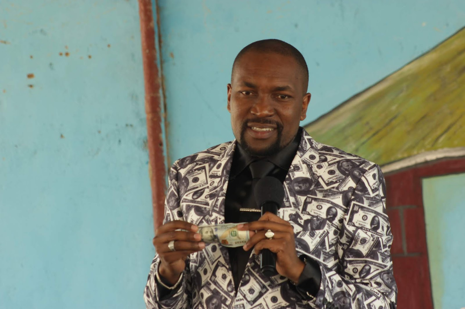 Prophet Blessing Chiza On The Origins Of Money - A Must Read!