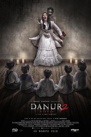 Film Danur 2: Maddah (2018) Bioskop