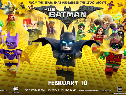 The Lego Batman Movie Giveaway