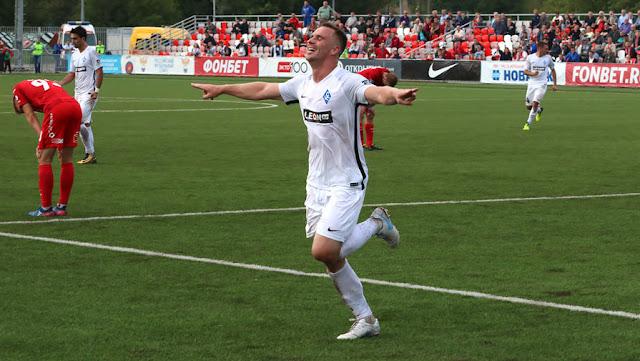 Гол на 93-й минуте помог «Уфе» избежать поражения в матче с «Крыльями Советов»