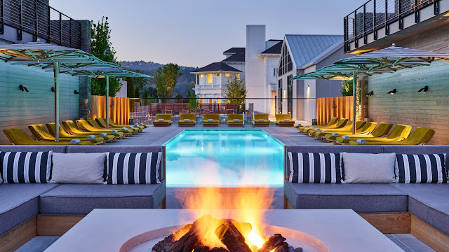 Reserve your stay at Las Alcobas, a Luxury Collection Hotel, Napa Valley, a luxury resort located in St. Helena, in the middle of California Wine Country.