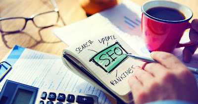 Online marketing dengan SEO