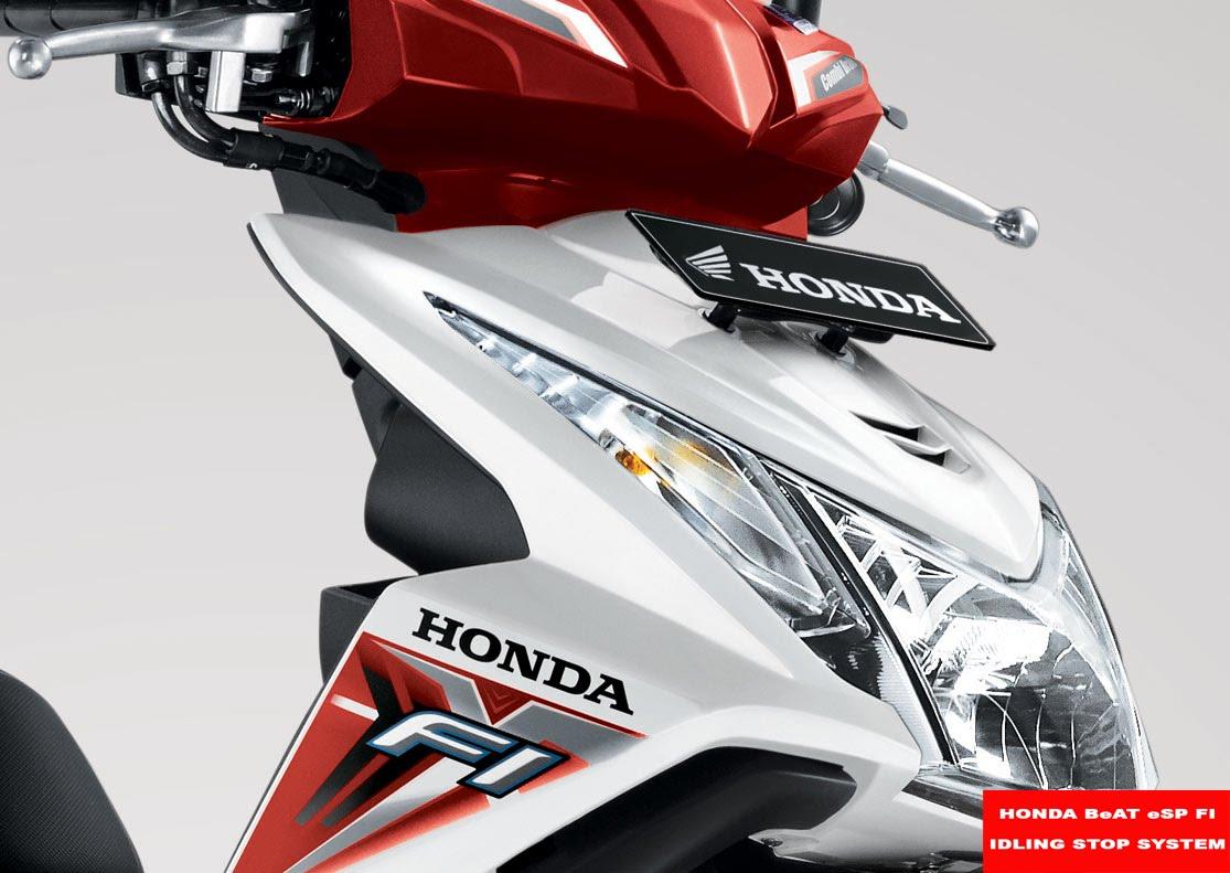 Spesifikasi dan Angsuran Kredit Motor Honda BeAT Terbaru 2015