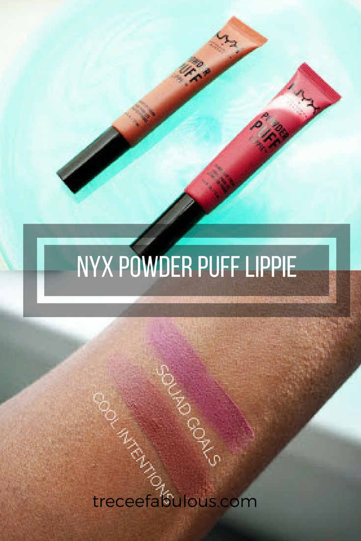 Powder Puff Lippie Nyx Cosmetics