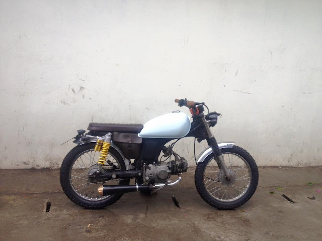 Honda 67 độ Tracker