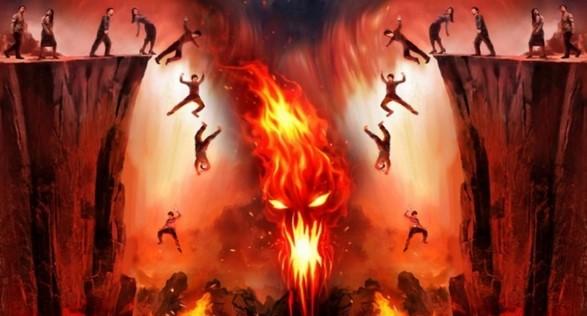 NGERI... 3 Perbuatan Dosa dan Siksaan di Neraka Yang Sangat Mengerikan