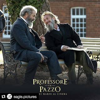 Sinopsis The Professor and the Madman (Film 2019)