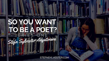 So You Want To Be A Poet? Here's My One Kobo Advice | Series One