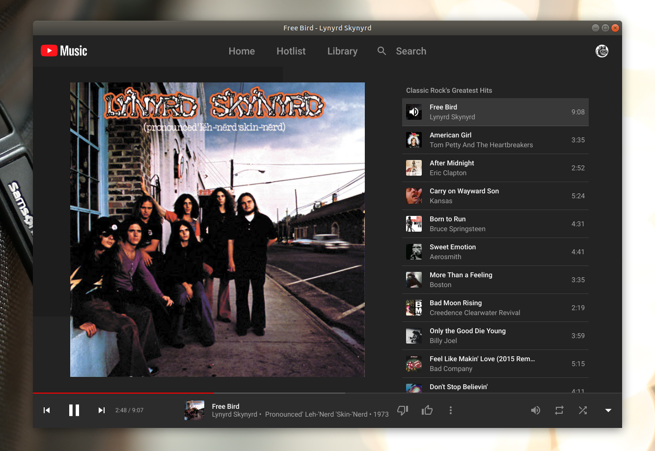 YouTube Music Support Lands In Google Play Music Desktop