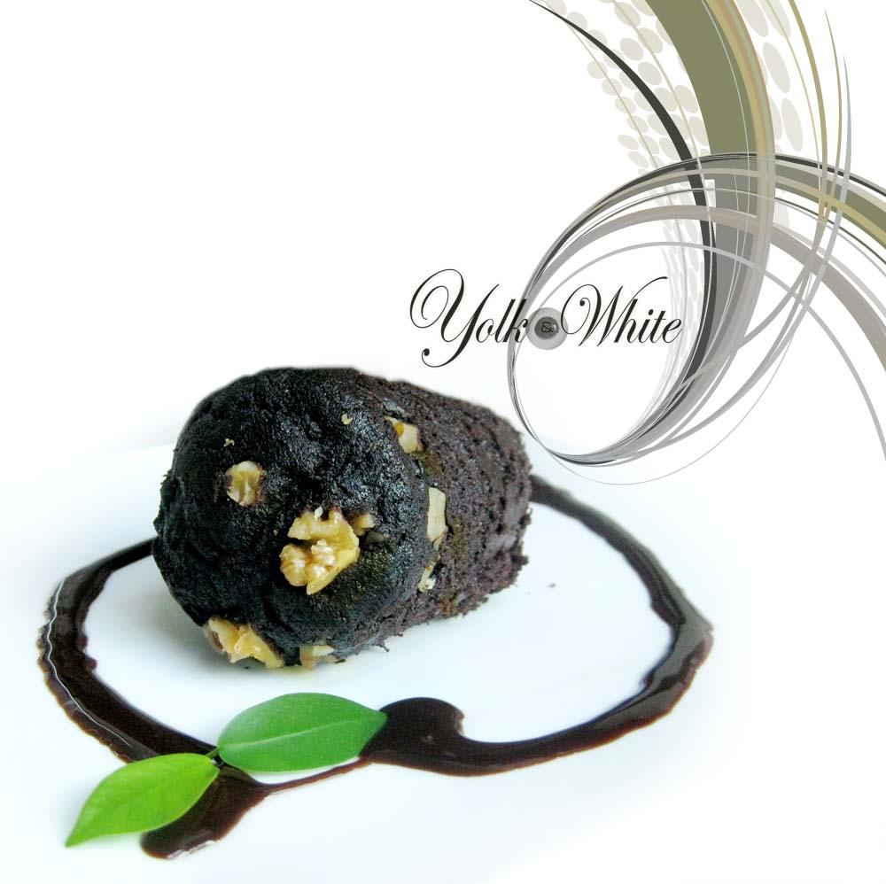 Banana Chocolate Walnut Cake Gourmet