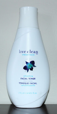 Live Clean Refreshing Facial Toner