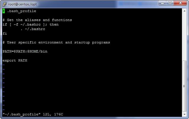Linux CentOS 安裝 JAVA