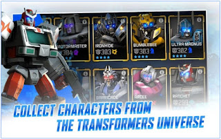 Transformers Apk Offline Screenshot 4