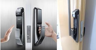 Lựa chọn Khóa cửa điện tử cho các khách sạn