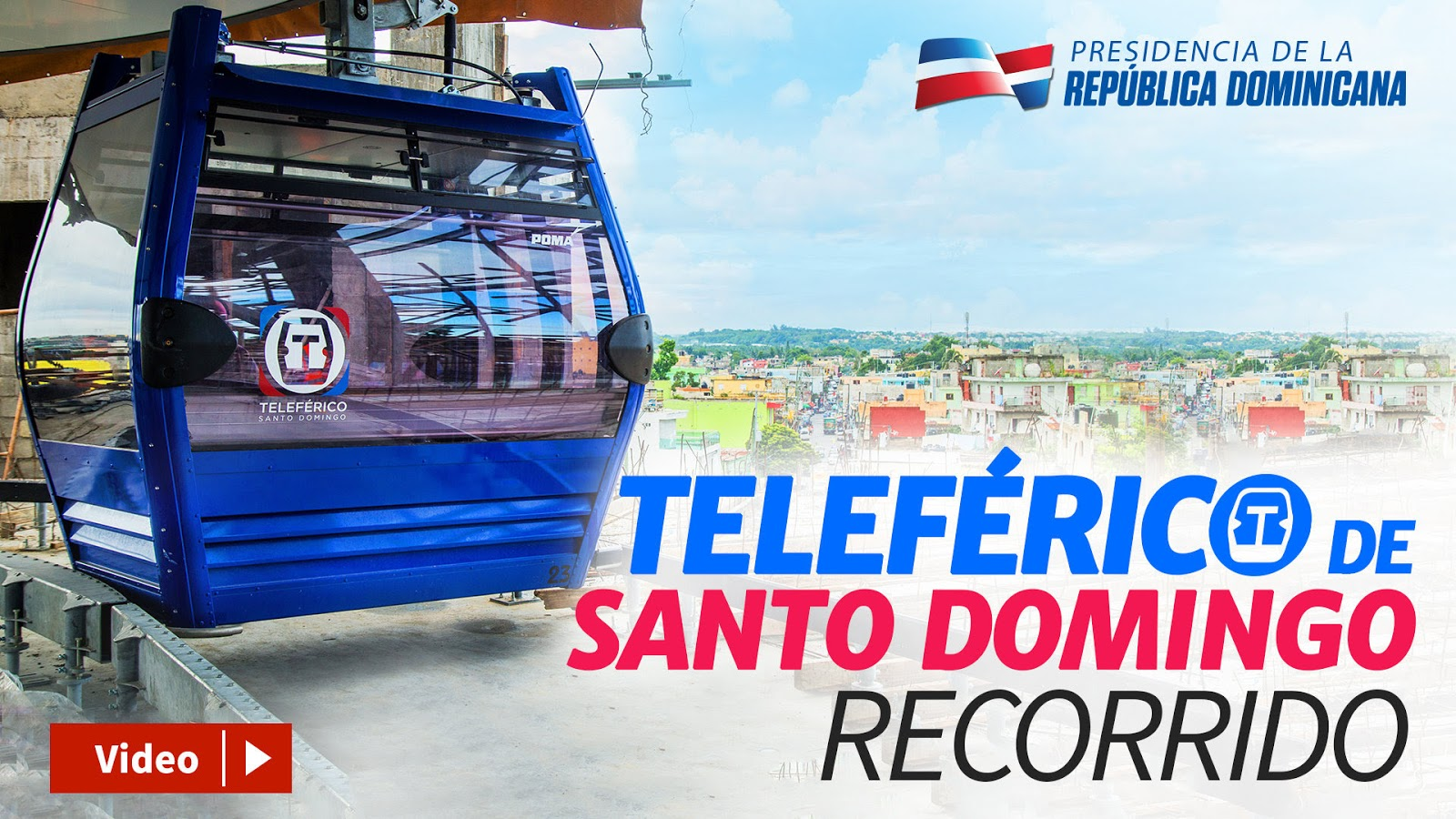 VIDEO: Probando Teleférico Santo Domingo