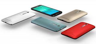 Download Firmware Asus Zenfone GO ZB500KG Terbaru Tanpa Iklan