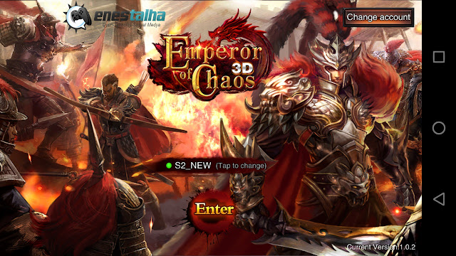 Emperor of Chaos