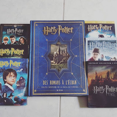 Petits bonheurs Pensée positive Count your blessings Harry Potter Potterhead #ilovemyjob
