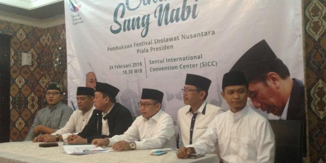 Festival Shalawat Nasional Perdana Akan Digelar, Presiden Jokowi Dijadwalkan Hadir