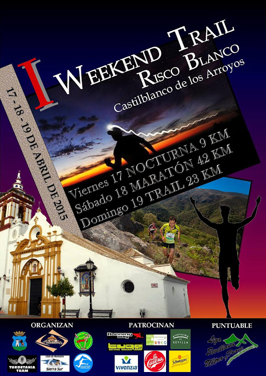 CORRECAMINOS: I WEEKEND TRAIL RISCO BLANCO
