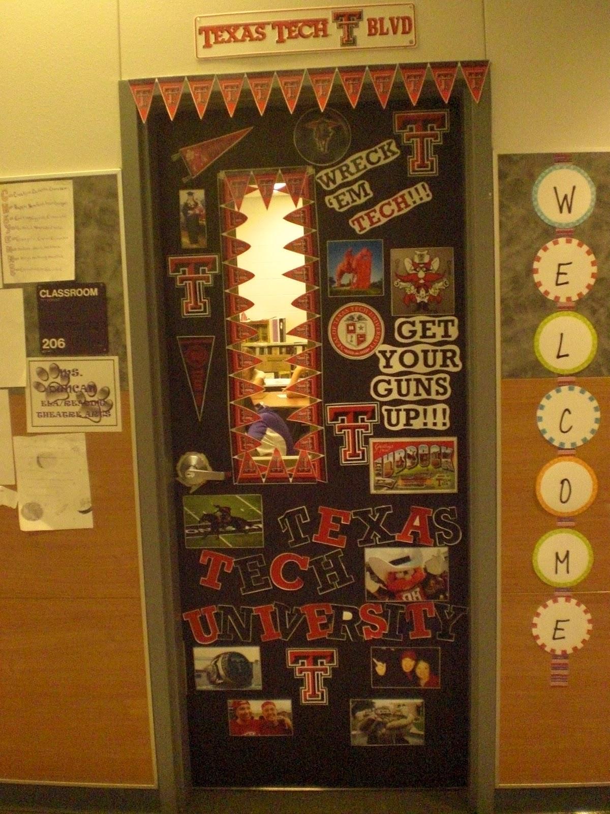 Texas Door Decorations & RA Door Decs Summer Ra Door Tags ...