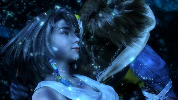 FINAL FANTASY X/X-2 HD Remaster Full Crack