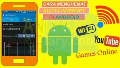 Cara menghemat paket data internet di Android Cara Menghemat Kuota Internet Agar Tidak Boros di Android