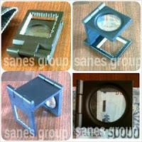 Kaca Lup yang dipakai oleh Diklat Bank BRI Pasar Minggu