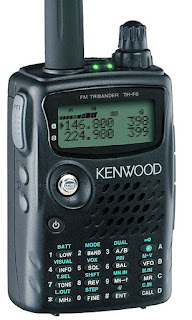 Kenwood TH-F6a  SSB with 144, 220, 440 for sale