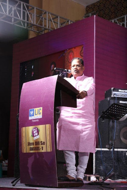 Cabinet Minister Amar Agarwal's address