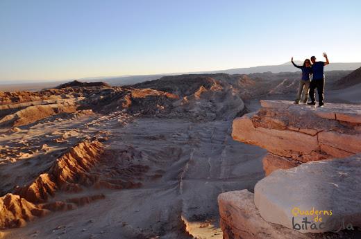 Chile, desierto