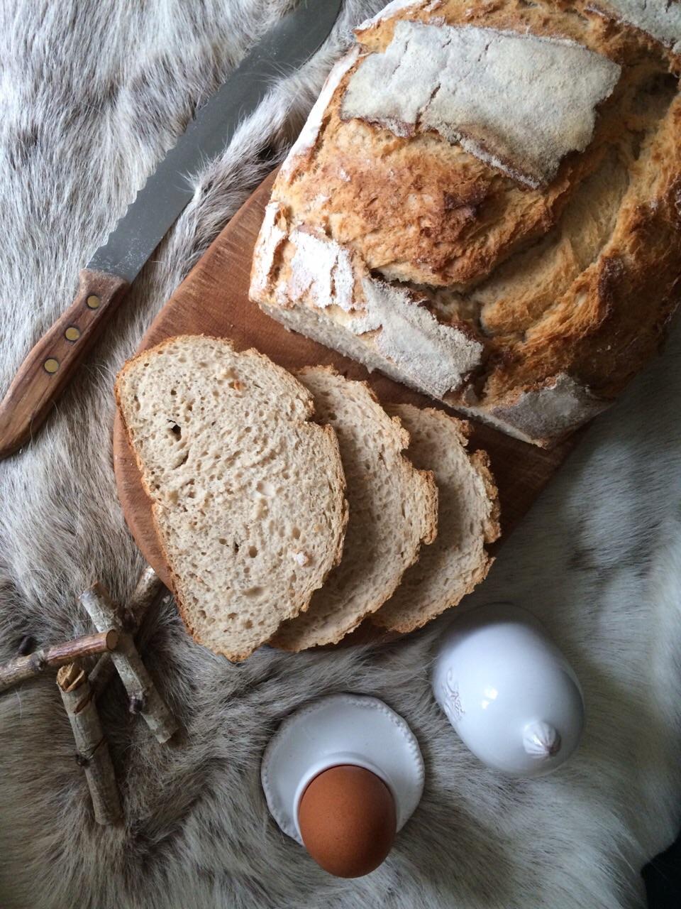 Experimente aus meiner Küche: Französisches Landbrot #breadbakingfriday