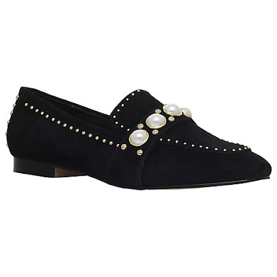 Carvela Leighton Embellished Loafers