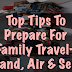 5 Sanity Saving Tips For Family Travel #SpringBreak