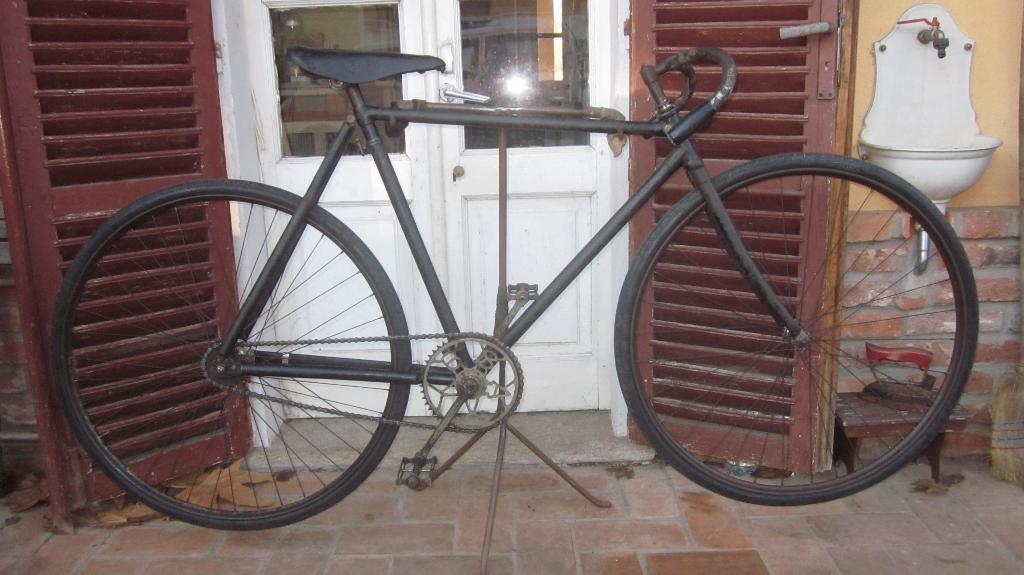 telaio per bicicletta BSA L14-30 aggancio