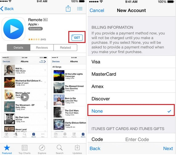 How to create Apple ID without Credit card on iPhone, iPad