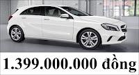 Giá xe Mercedes A200 2019