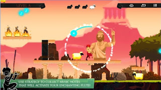 Game Song of Pan App