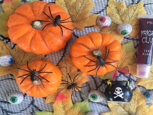 A Budget Friendly Halloween