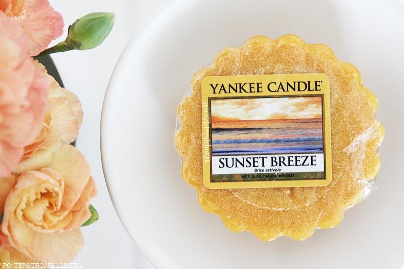 Yankee Candle Sunset Breeze - wakacyjne zauroczenie