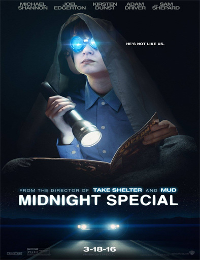 Ver Midnight Special (2016) Online