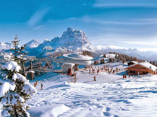 Selva, Dolomites, Italy - The Top Ski Resorts for Families In The World
