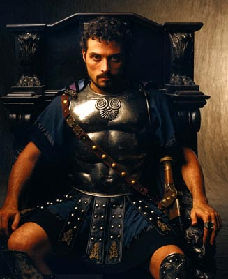 Prince Hector of Troy, from Troy: The Birth of a Legend, a roleplay
