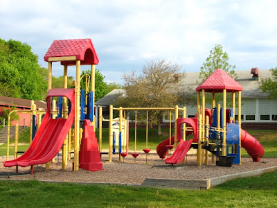 West Barnstable Elementary Play Area