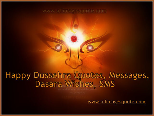 Happy Dussehra Quotes, Messages, Dasara Wishes, SMS